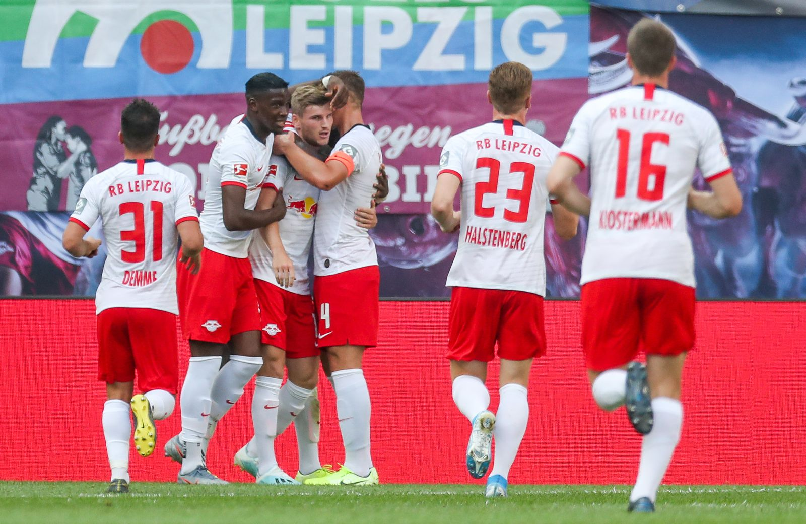 RB Leipzig - Eintracht Frankfurt