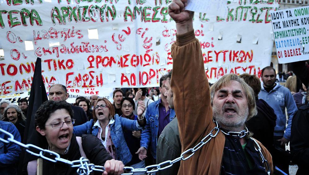 Fotostrecke: Die griechische Verschwendung