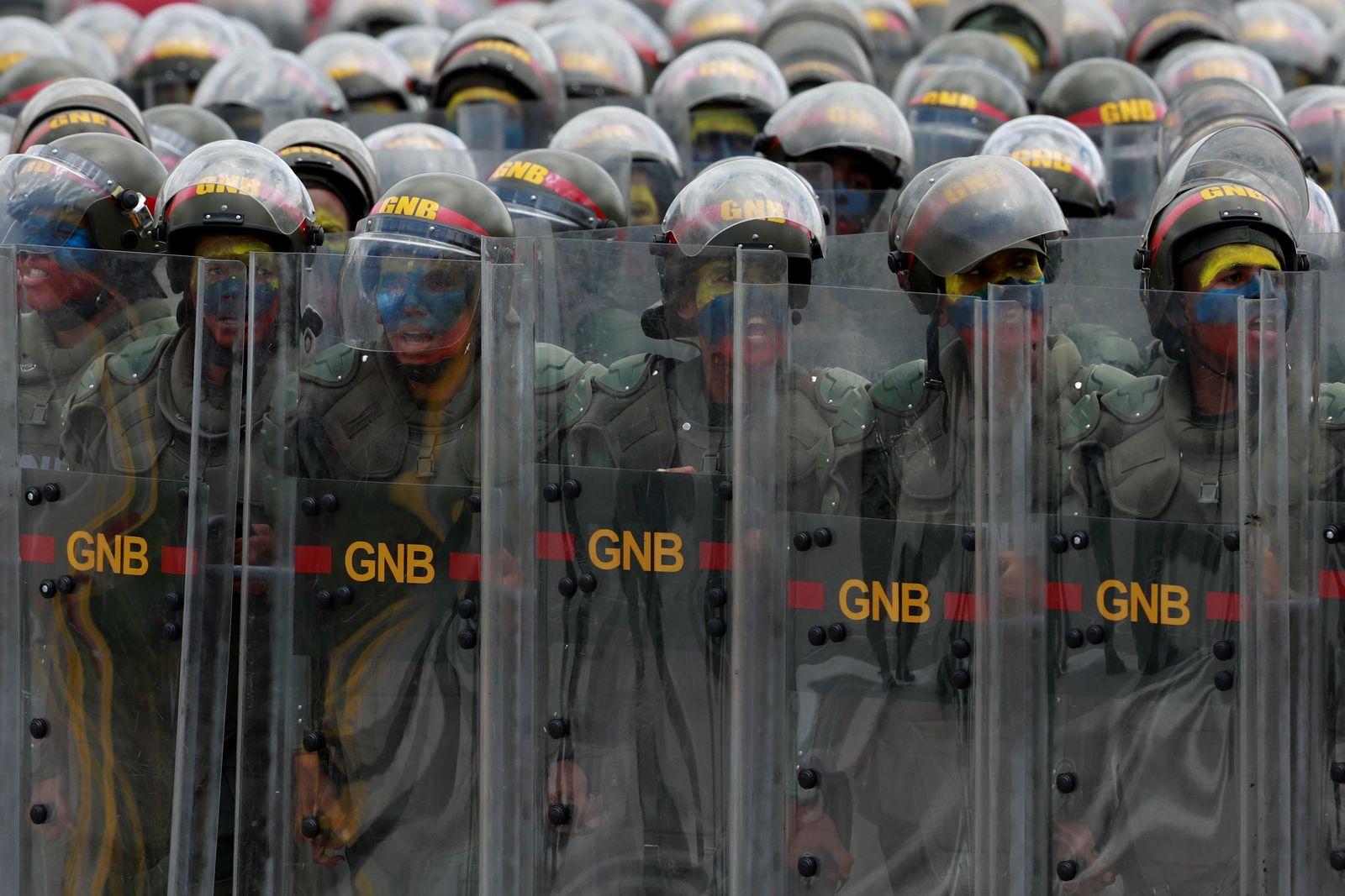 Venezuela Putsch