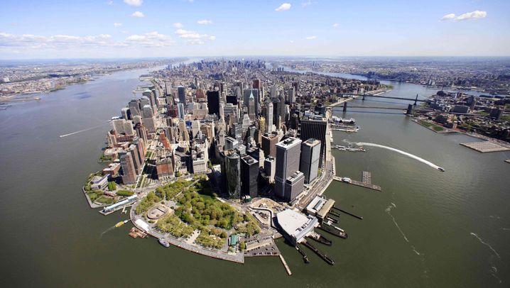 Deutsche auf Glückssuche: New York? New York!