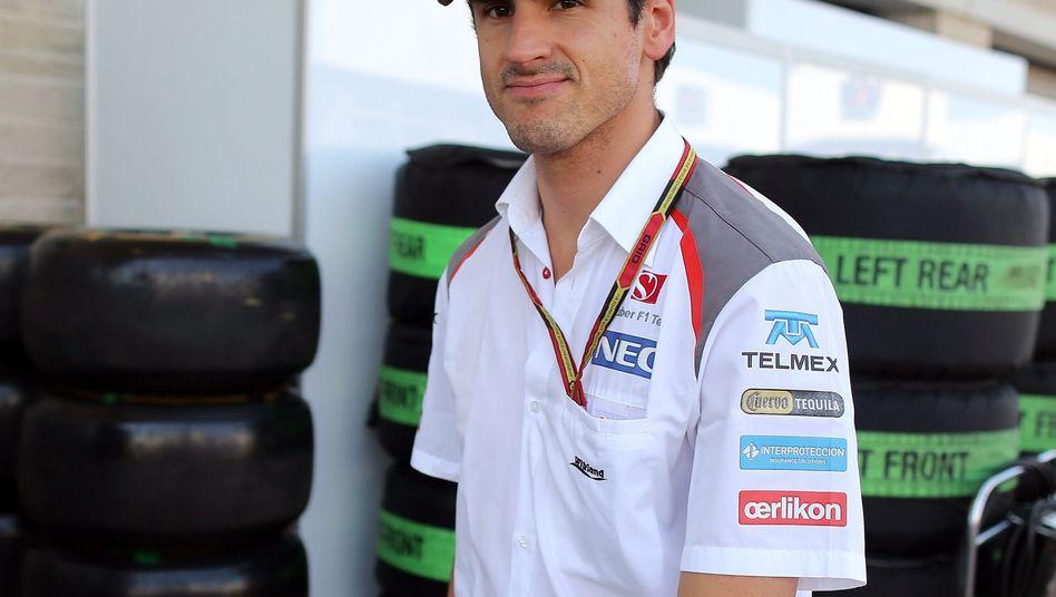 Sauber-Pilot Sutil: Formel-1-Zukunft ungewiss