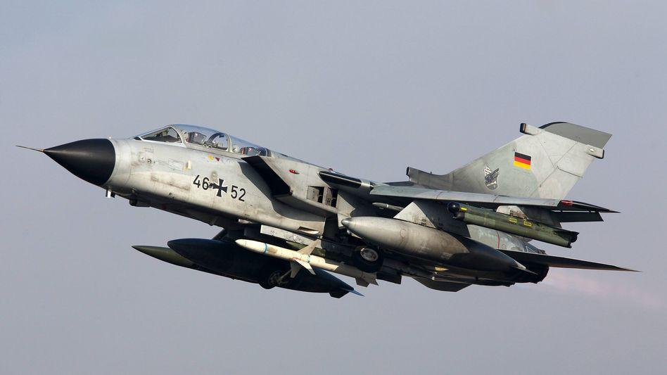"""""""Tornado"""" der Bundeswehr (Archivfoto)"""