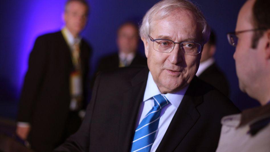 Der neue Wirtschaftsminister Brüderle: Aufhören will der 64-Jährige noch lange nicht