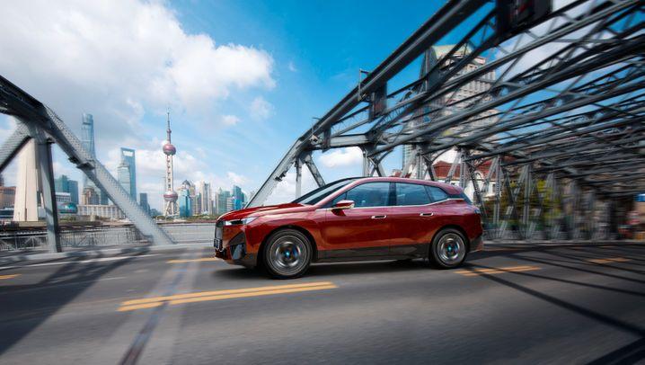 Autoshow in Shanghai – die wichtigsten Neuheiten