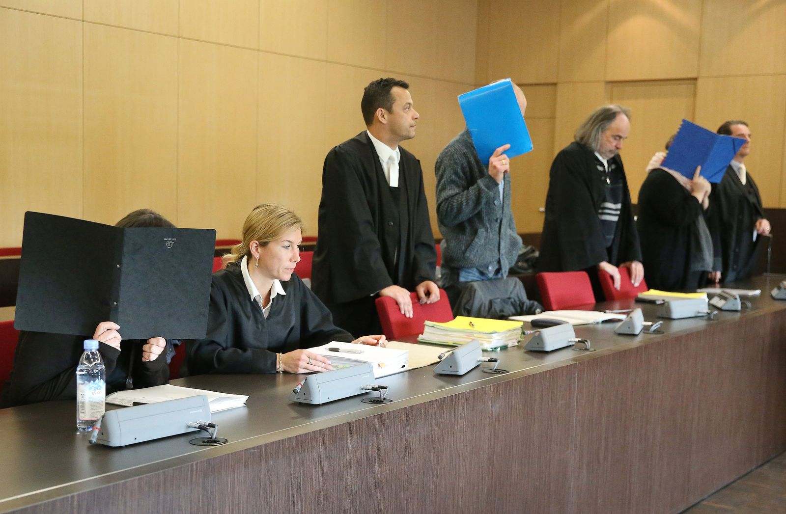 Urteile in Misshandlungsprozess um autistische Kinder erwartet