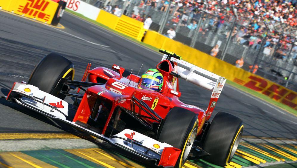 Ferrari-Krise: Miese Boliden, schwacher Massa