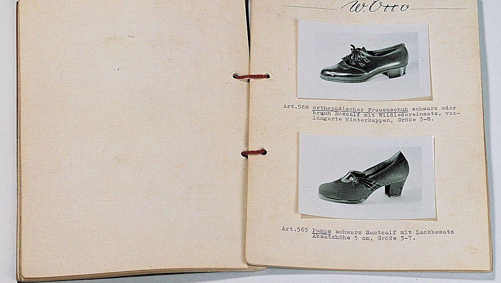 Durchgeblättert: Zeitreise mit dem Otto-Katalog
