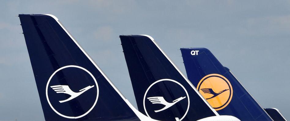 Lufthansa-Flugzeuge in München: Milliarden für den Bund