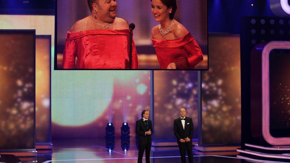 Deutscher Fernsehpreis 2012: Preise für Schauspieler, Ehre für Bach