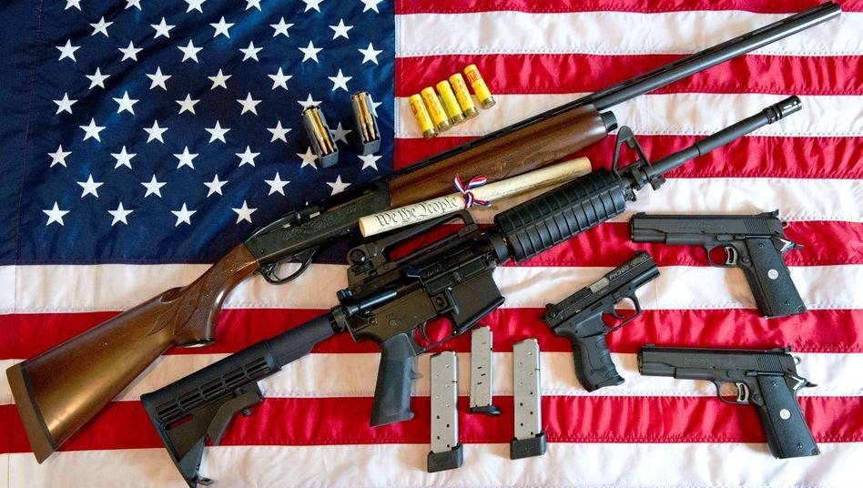 Gewehr von Remington, Waffen von Konkurrenten: US-Waffenindustrie in der Krise