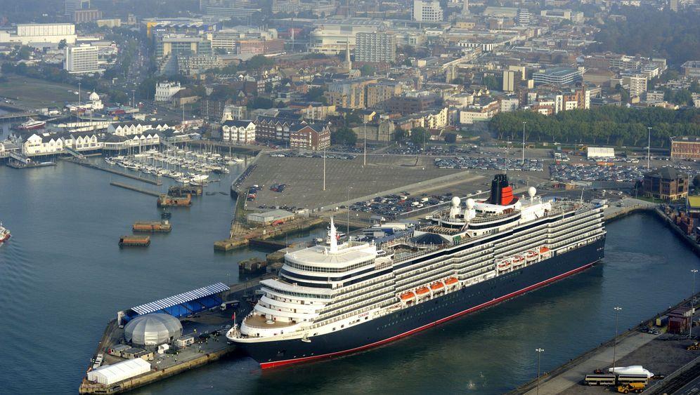 """""""Queen Elizabeth"""": Ein Rundgang über den Cunard-Neuling"""