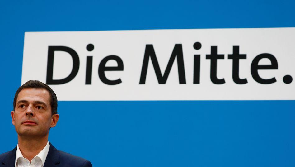Thüringens CDU-Parteivorsitzender Mike Mohring: Kein bisschen Selbstkritik?