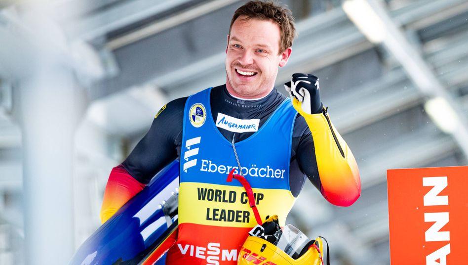 Felix Loch holt den achten Sieg in Serie (Archivbild)