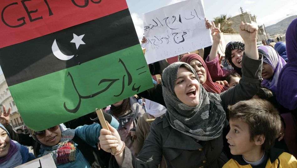 Proteste in Libyen: Regime will mit Demonstranten verhandeln