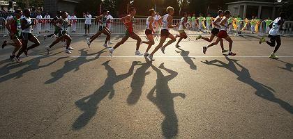 Marathonläufer: Schnellere Energiebereitstellung in den Muskeln