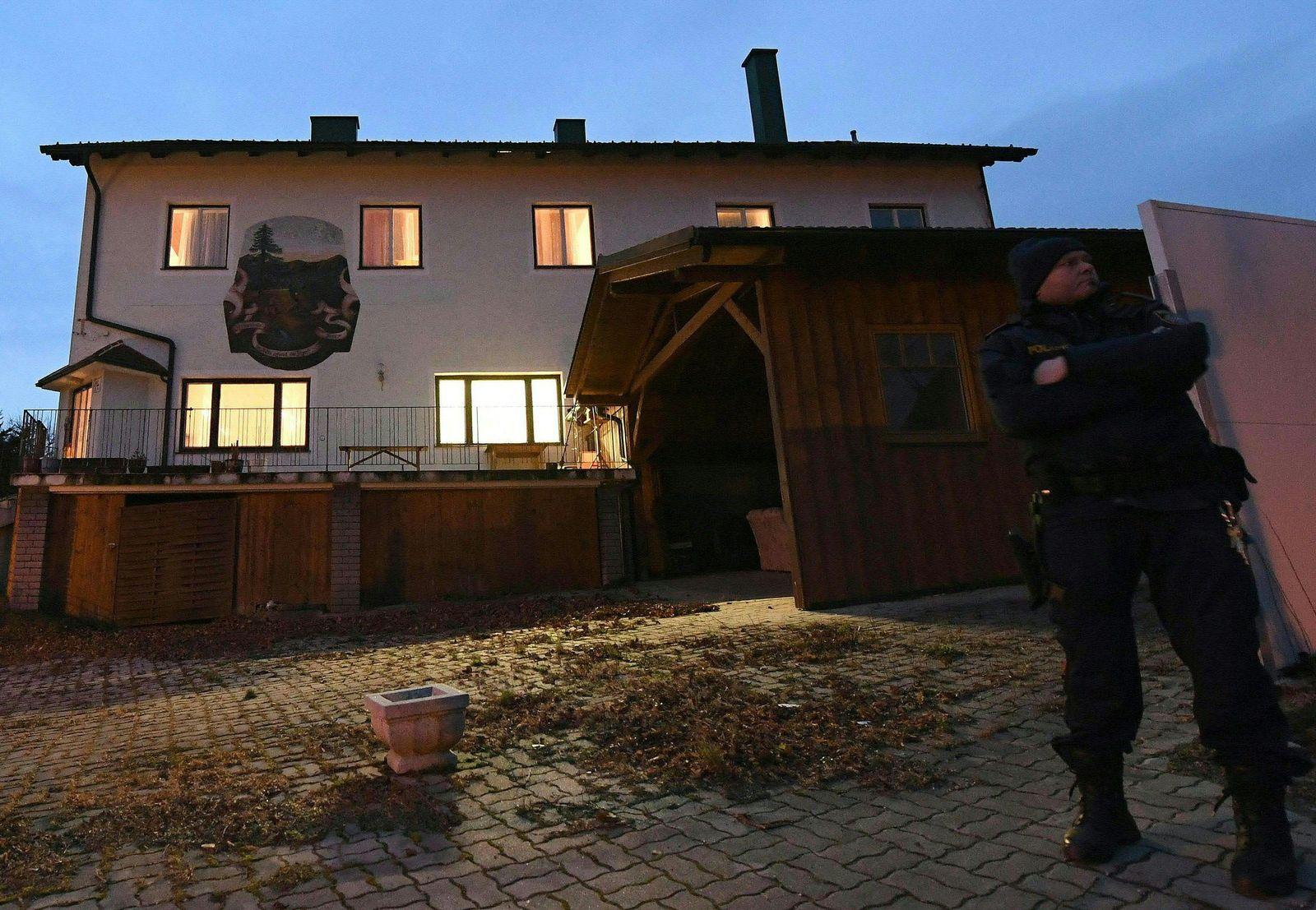 Mehrere Tote in Österreich gefunden