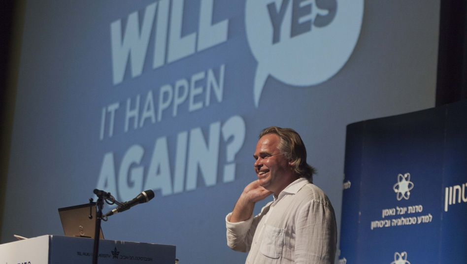 Kaspersky-Chef Eugene Kaspersky: Angriff auf das eigene Unternehmen entdeckt