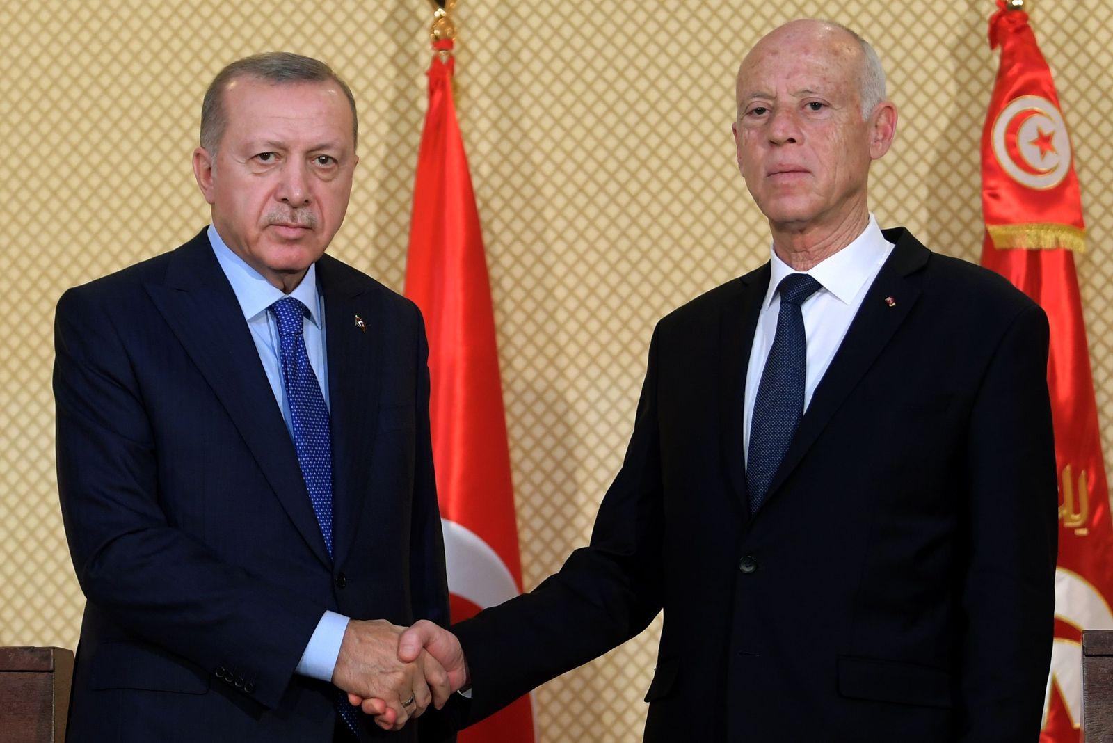 TUNISIA-TURKEY-POLITICS-DIPLOMACY