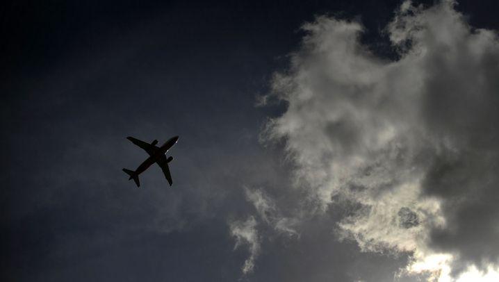Aschewolke: Flugverbot an europäischen Airports
