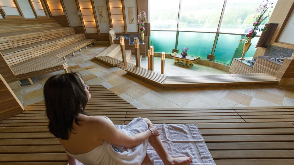 Sauna: Nur wer regelmäßig sauniert, bekommt eine bessere Thermoregulation