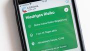 Wer von der App alarmiert wird, soll auch ohne Symptome getestet werden