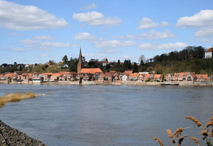 Lauenburg an der Elbe: Hier wurde die Leiche gefunden