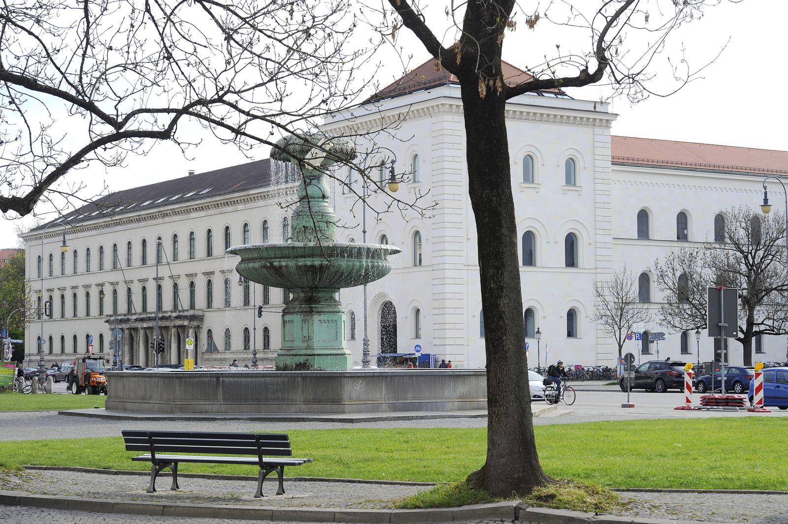 EINMALIGE VERWENDUNG LMU Ludwig Maximilians Universitaet