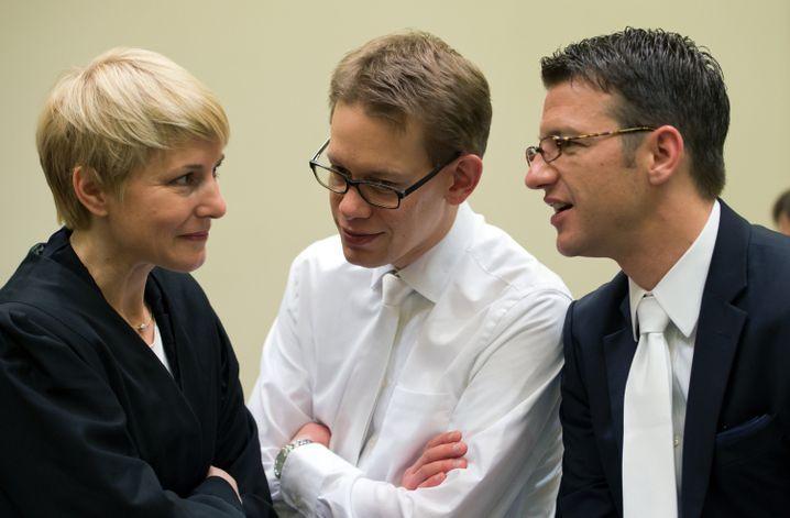 Anja Sturm, Wolfgang Heer, Wolfgang Stahl