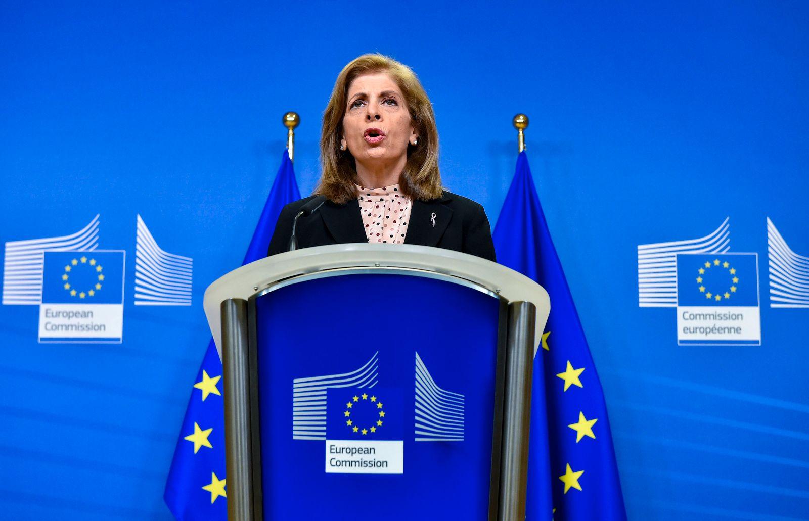 EU-Gesundheitskommissarin Kyriakides