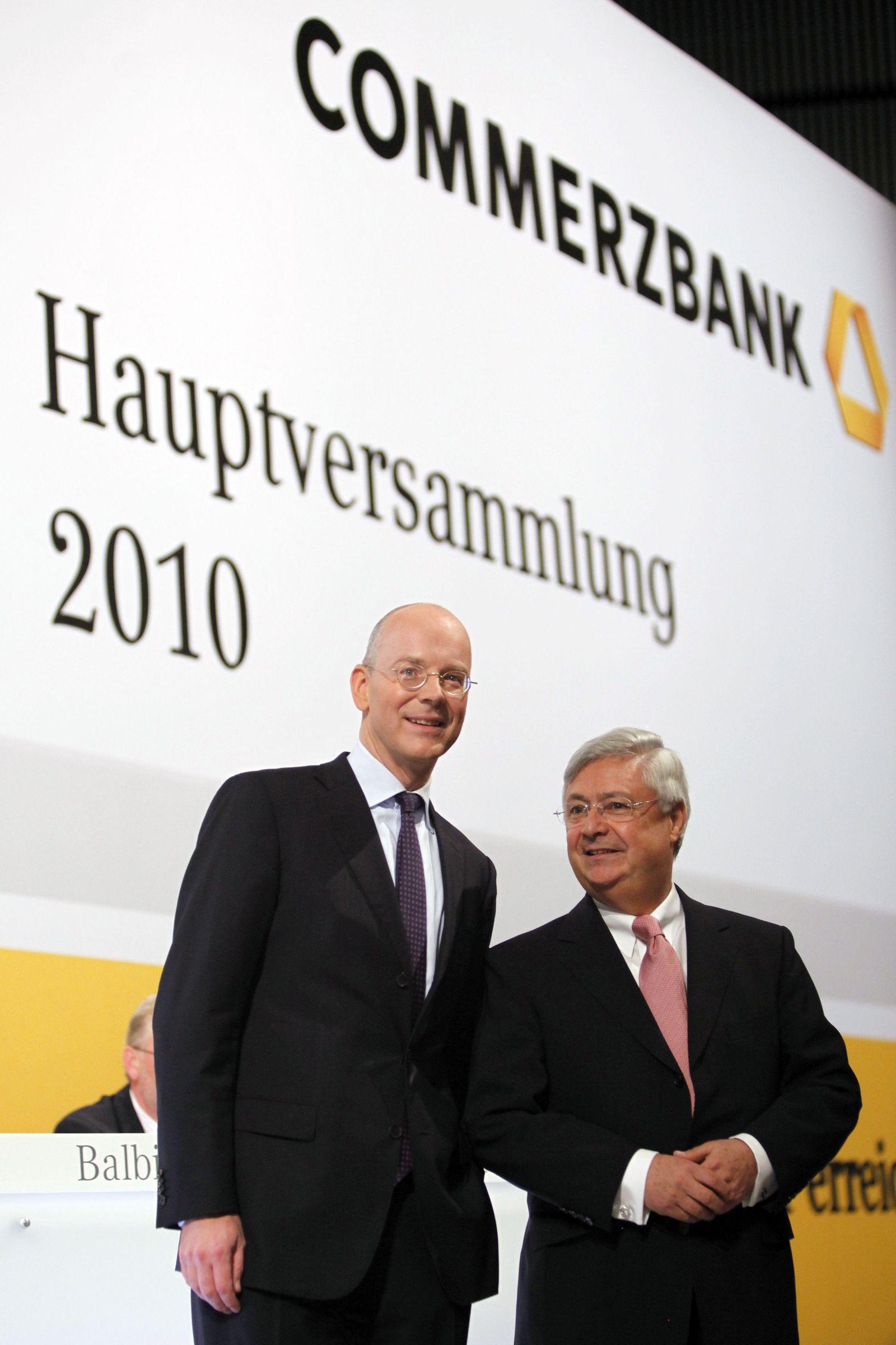 Commerzbank Hauptversammlung