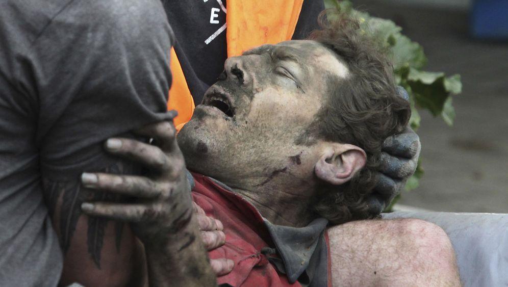 Rätselhafter Ruck: Versteckte Bebennaht, zerrüttete Stadt
