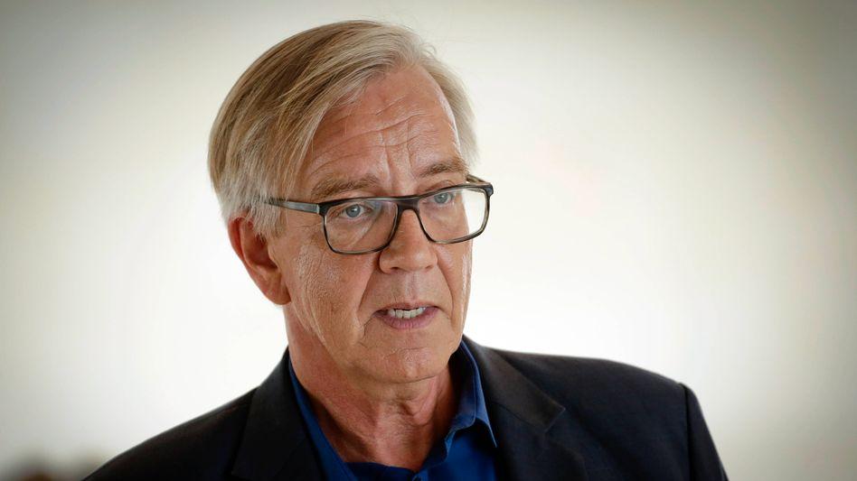 Vorsitzender der Linksfraktion im Bundestag: Dietmar Bartsch