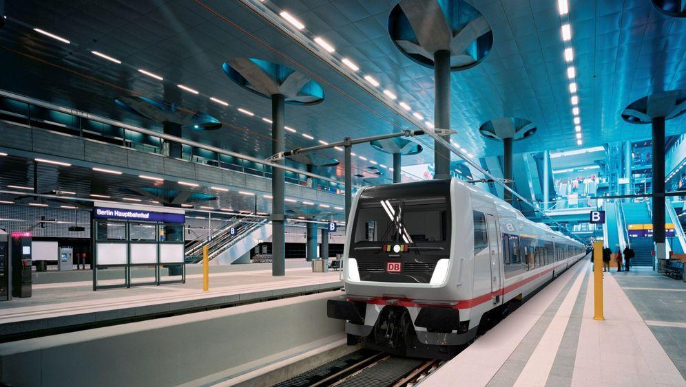 ECx: Ab 2023 im neuen Zug nach Amsterdam