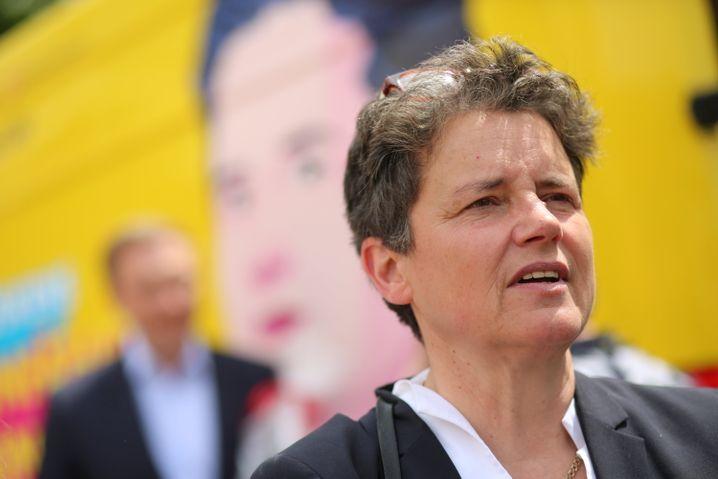 Könnte bald eine größere Rolle in Sachsen-Anhalt spielen: Lydia Hüskens (FDP)