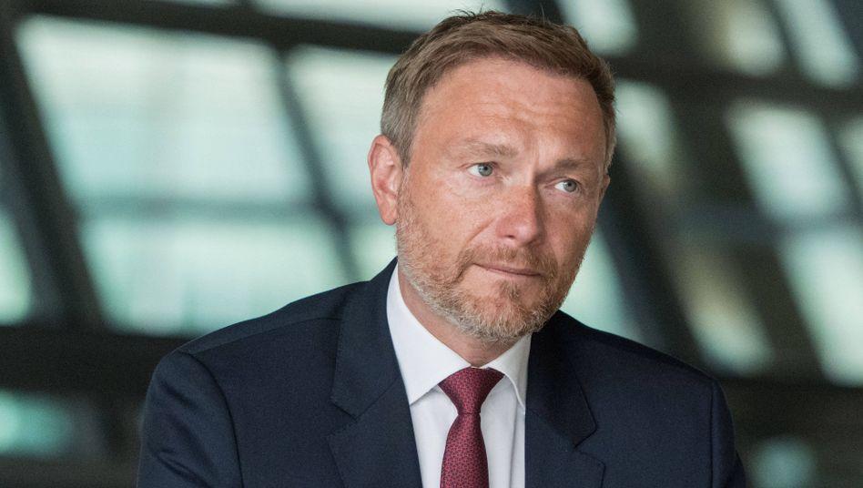 """FDP-Chef Christian Lindner: """"Es kommt auf unseren Einsatz an"""""""