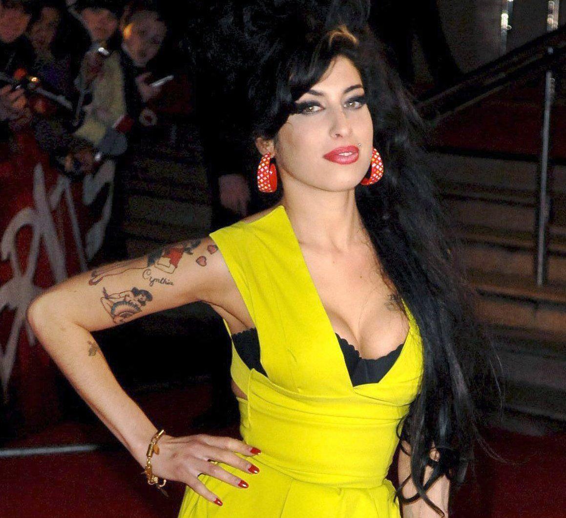Amy Winehouse wird 25