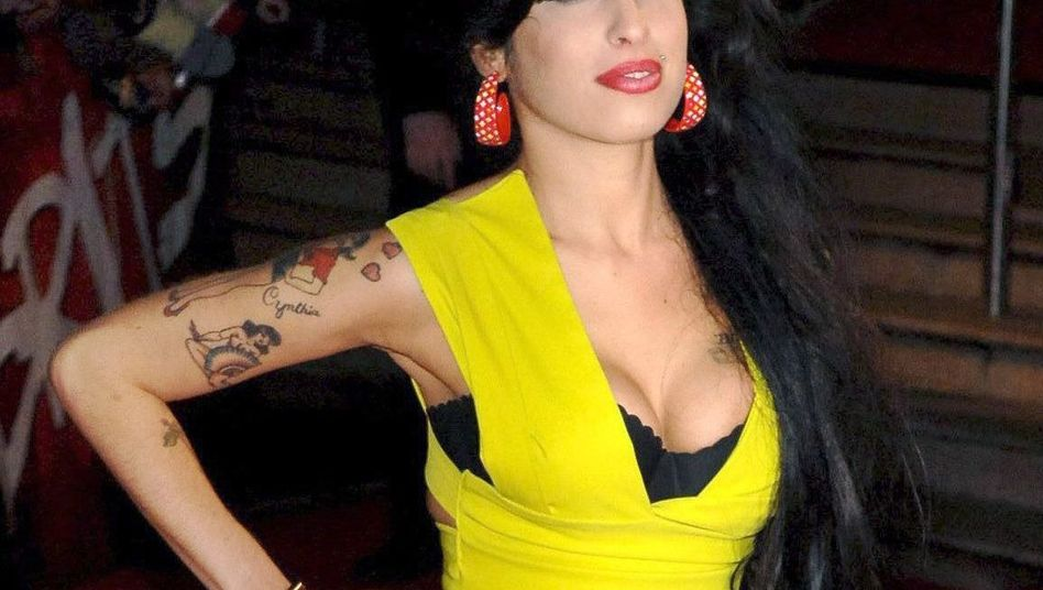 Amy Winehouse: Unverbraucht, klar, konzentriert
