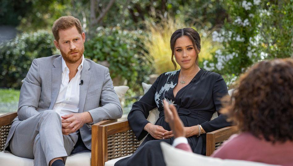 Harry und Meghan im Gespräch mit Oprah Winfrey: Transatlantischer Kulturtranfer