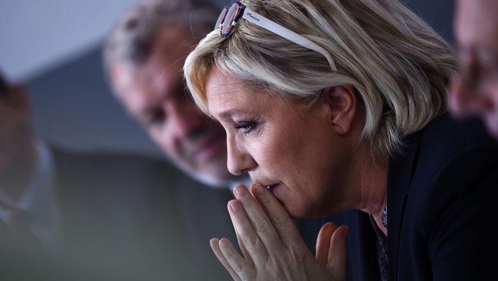 Front National: Le Pens langer Marsch