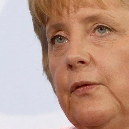 Einigkeit in der Sache, kein Wille zur Bewegung: Bundeskanzlerin Angela Merkel versuchte, die Industrie zum Handeln zu bewegen