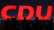 CDU plant Sonderparteitag für Ende April