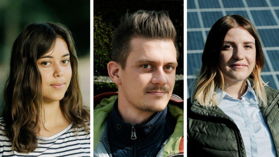 Anna Castro Kösel, Peter Sänger, Birthe Schnitger: Die Mission zum Beruf machen