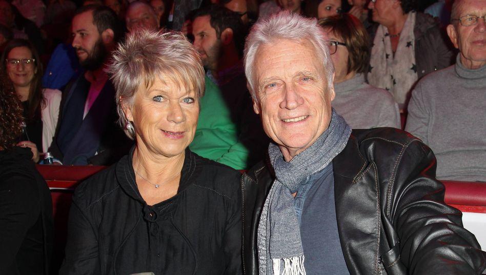Angelika Hartung und Robert Atzorn: Das Paar hat zwei erwachsene Söhne