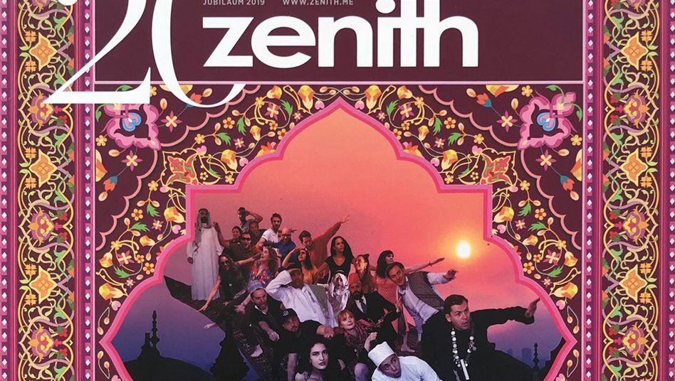 """""""Zenith""""-Cover: Den Orient lieben und den Überblick behalten"""