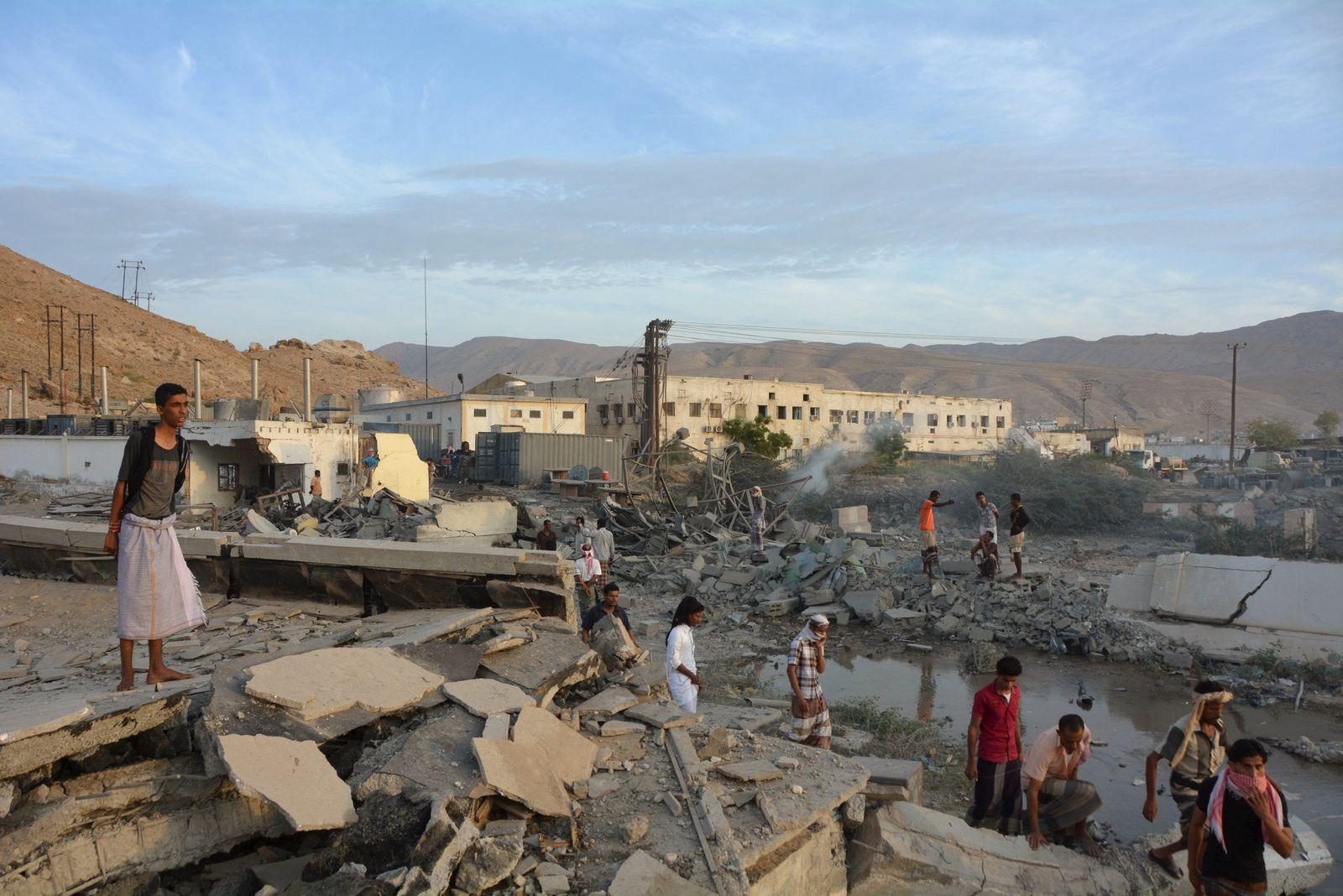 Jemen Mukalla