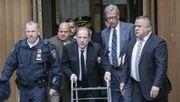 Prozess gegen Harvey Weinstein hat begonnen