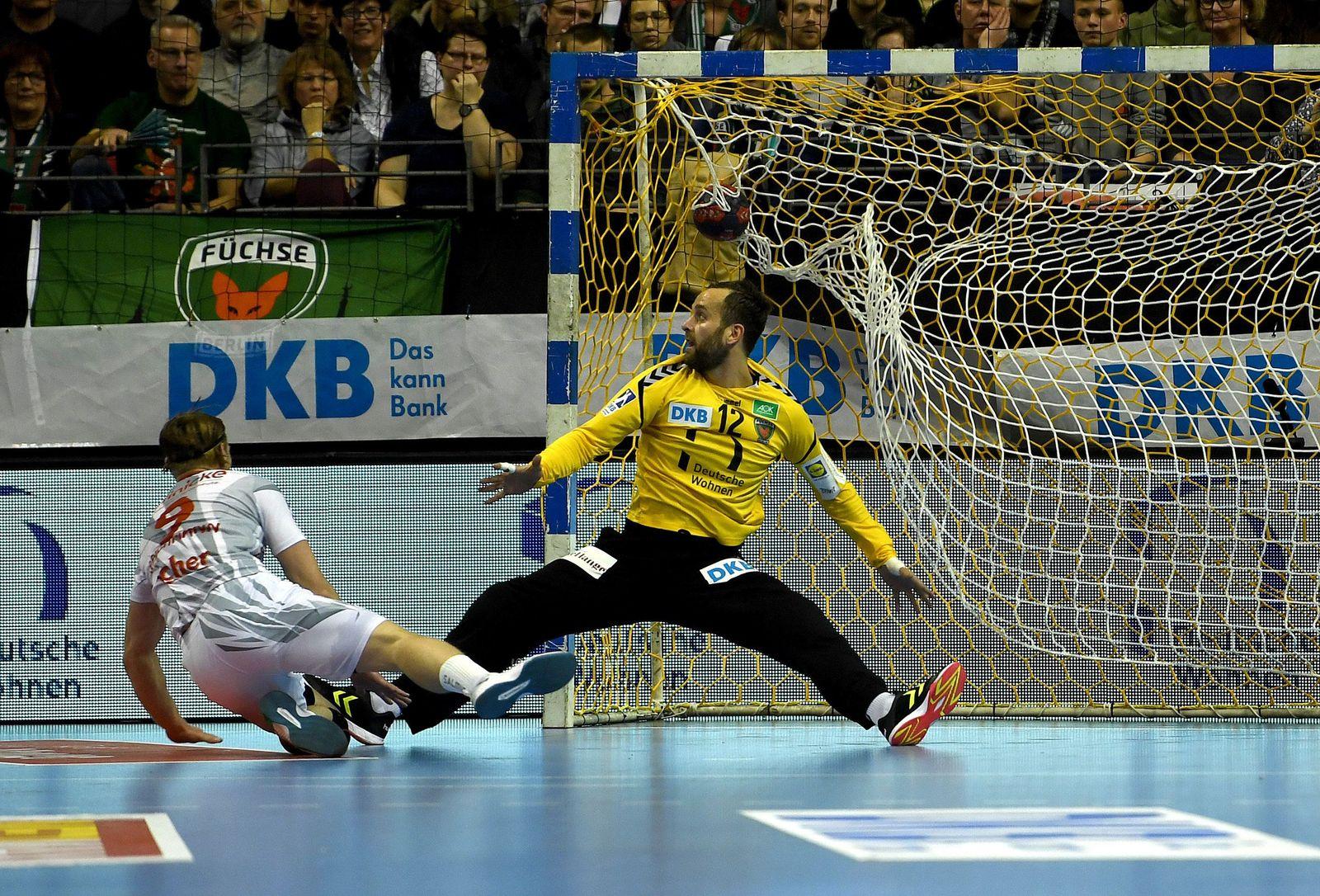 Handball: Füchse Berlin - MT Melsungen