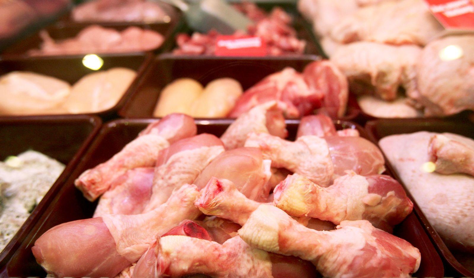 Geflügel Fleisch