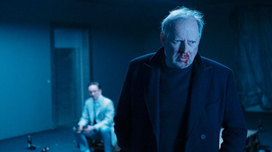 Axel Milberg als Borowski: Begegnung mit männlicher Gewalt in all ihren Facetten