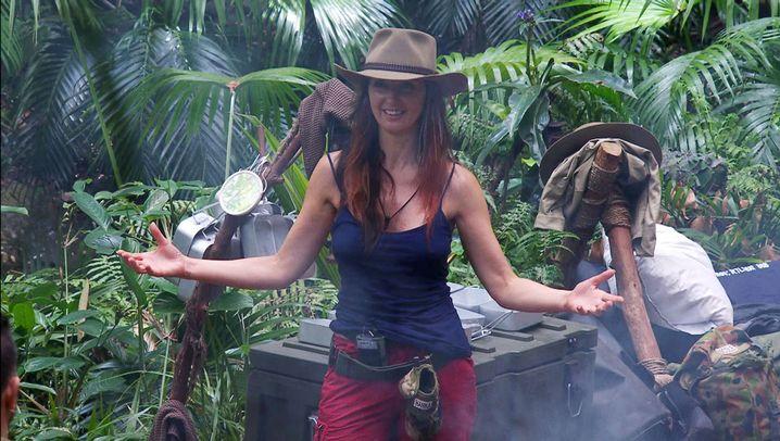 Dschungelcamp Tag 8: Pürierte Kotzfrucht